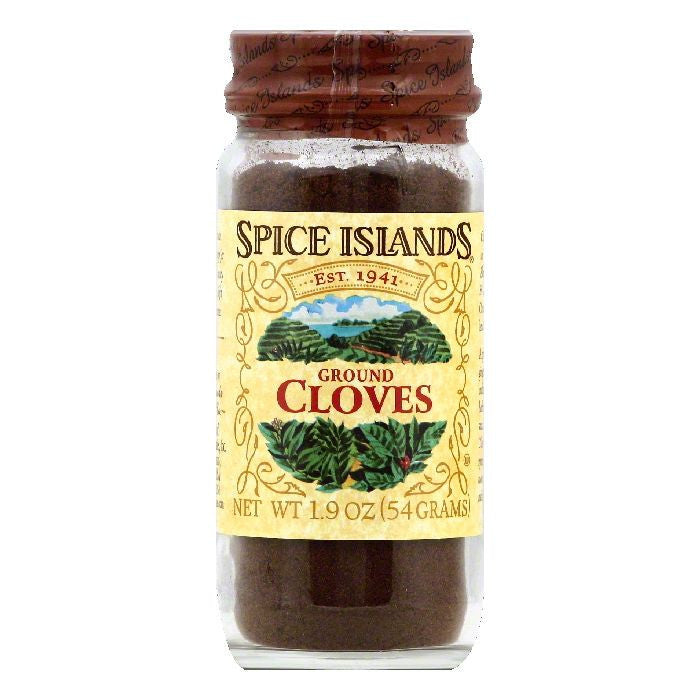 Spice Islands Ground Cloves, 1.9 OZ (Pack of 3)