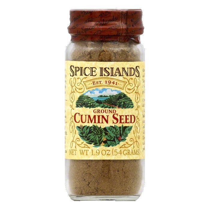 Spice Islands Ground Cumin Seed, 1.9 OZ (Pack of 3)