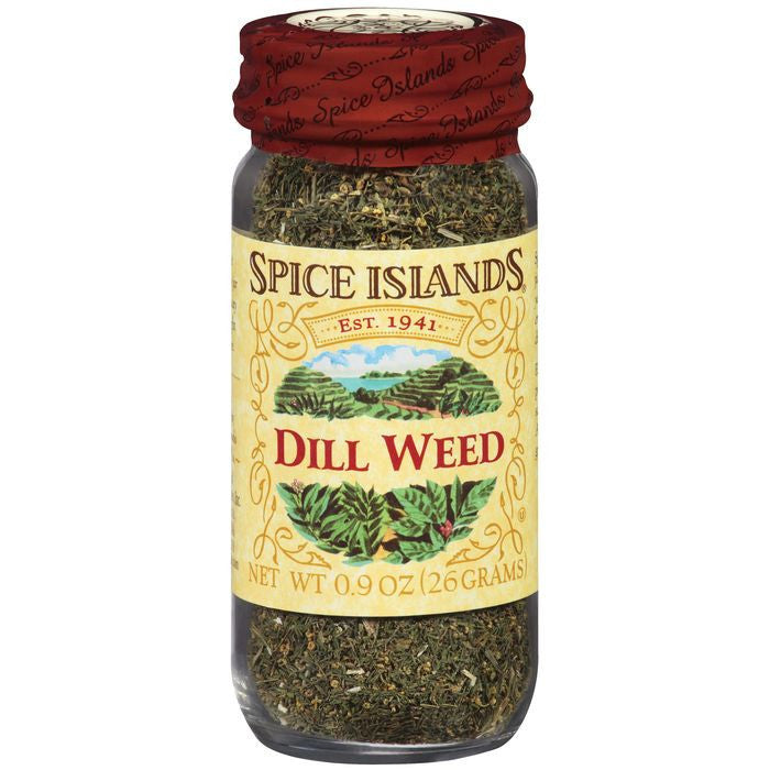 Spice Islands Dill Weed 0.9 Oz  (Pack of 3)