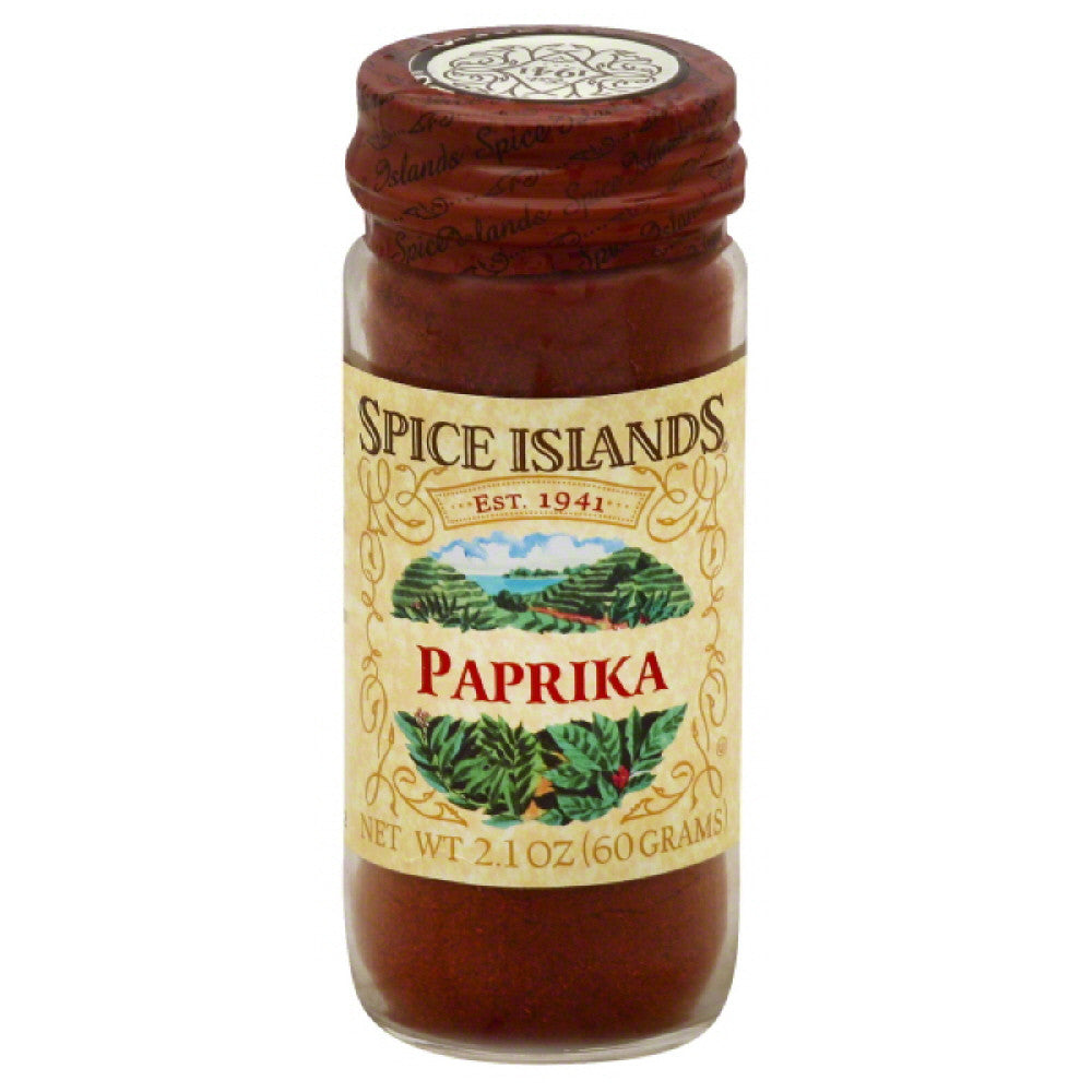 Spice Islands Paprika, 2.1 Oz (Pack of 3)