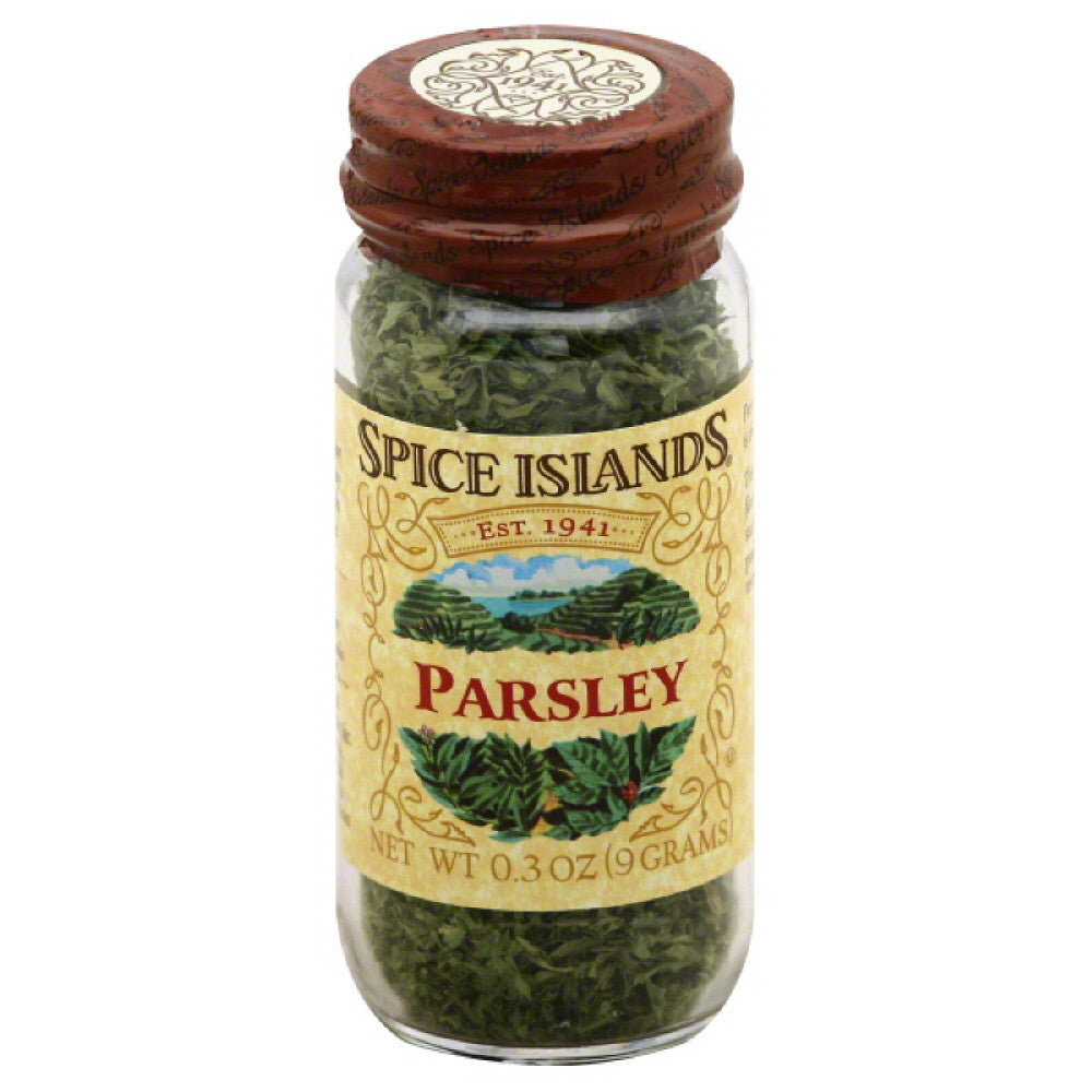 Spice Islands Parsley, 0.3 Oz (Pack of 3)