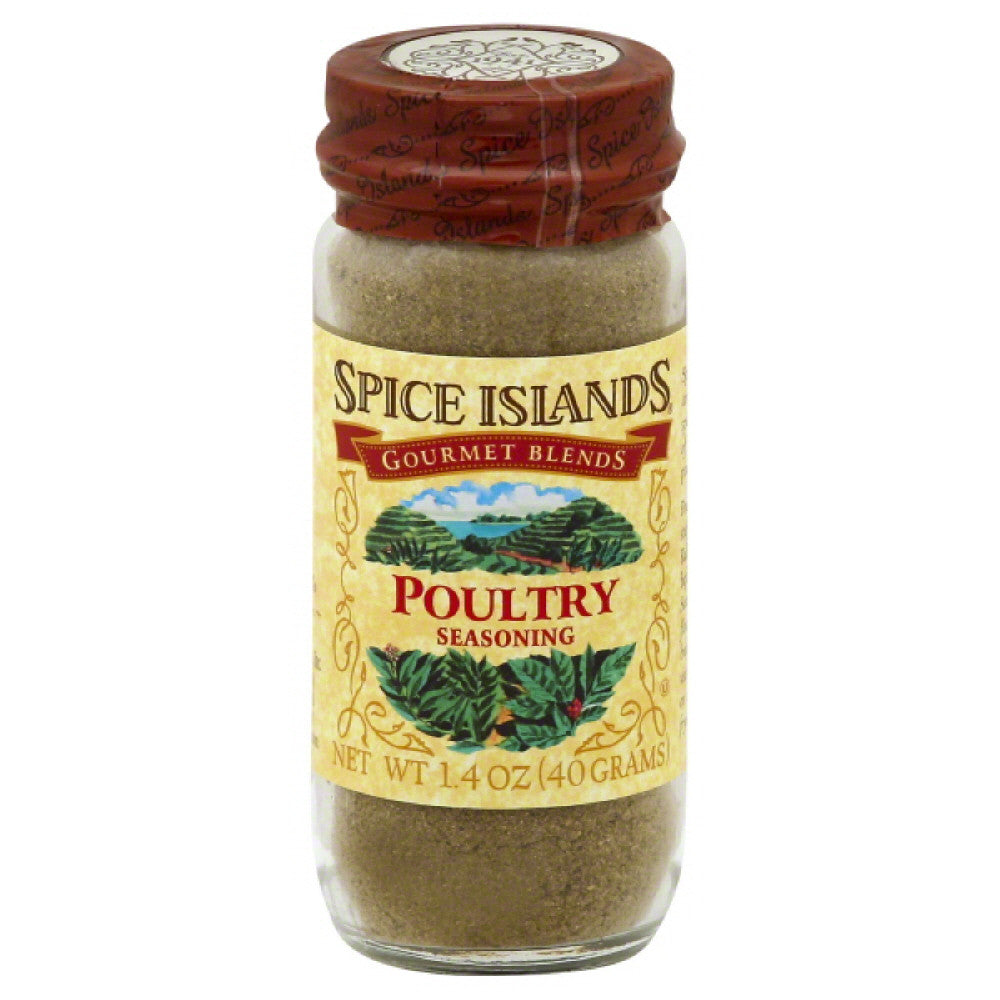 Spice Islands Poultry Seasoning, 1.4 Oz (Pack of 3)