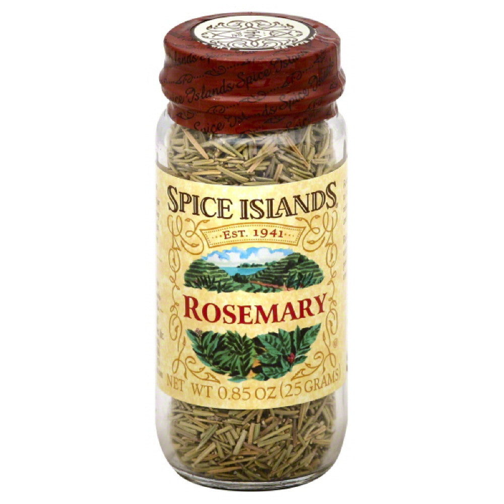 Spice Islands Rosemary, 0.85 Oz (Pack of 3)