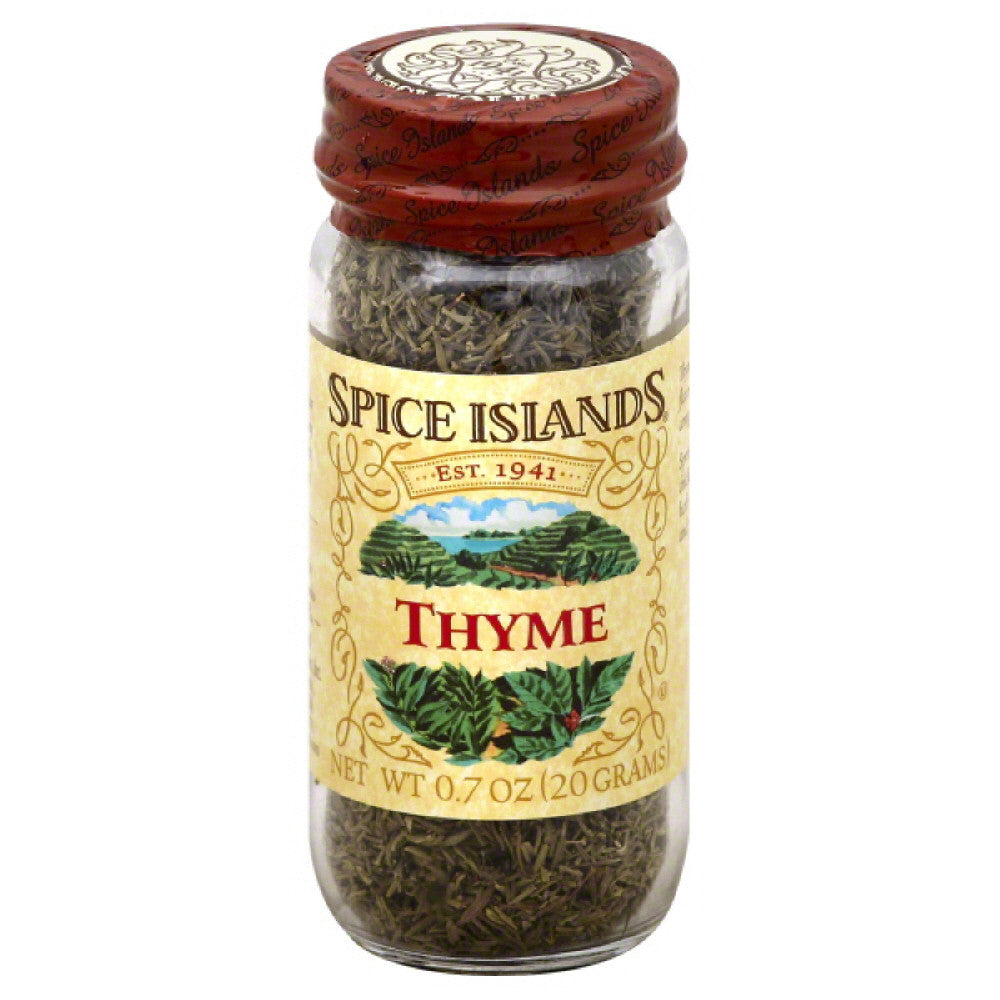 Spice Islands Thyme, 0.7 Oz (Pack of 3)