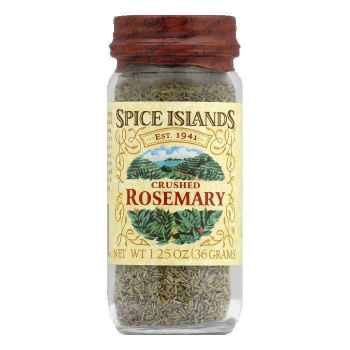 Spice Island Rosemary Crushed, 1.25 OZ (Pack of 3)