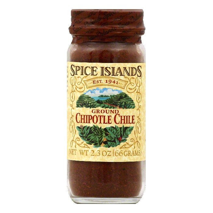 Spice Islands Ground Chipotle Chile, 2.3 OZ (Pack of 3)