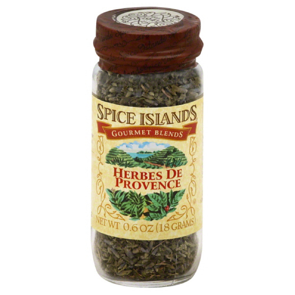 Spice Islands Herbes De Provence, 0.6 Oz (Pack of 3)