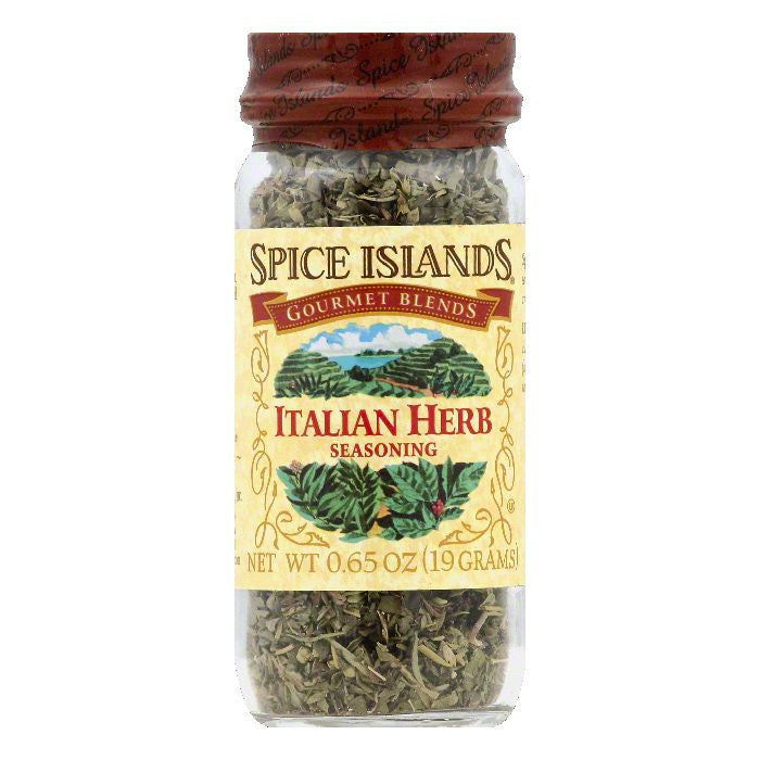 Spice Islands Italian Herb Seasoning, 0.65 OZ (Pack of 3)
