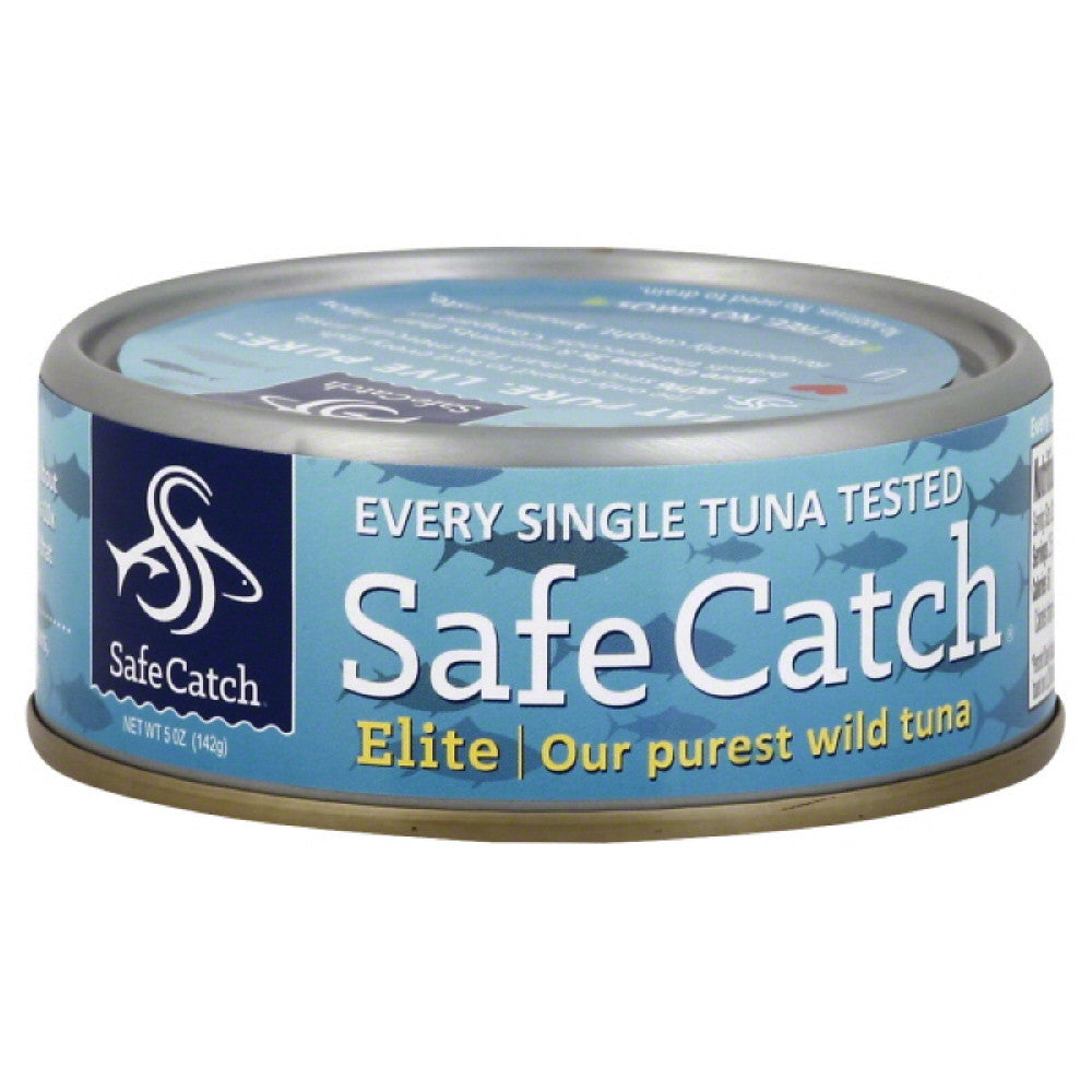 Safe Catch Tuna, 5 Oz (Pack of 12)