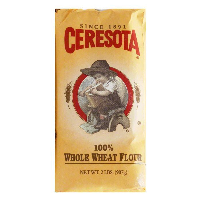 Ceresota Flour Whole Wheat, 2 LB (Pack of 15)