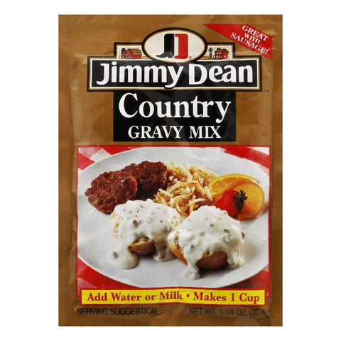 Jimmy Dean Country Gravy Mix, 1.25 OZ (Pack of 24)
