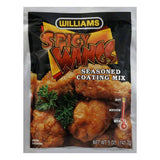 Williams Spicy Wings, 5 OZ (Pack of 6)