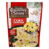 Williams Corn Chowder Home Style Soup Mix, 8.4 OZ (Pack of 6)