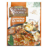 Williams Country Store Gumbo Soup, 8 OZ (Pack of 6)