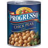 Progresso Chick Peas 19 Oz  (Pack of 12)