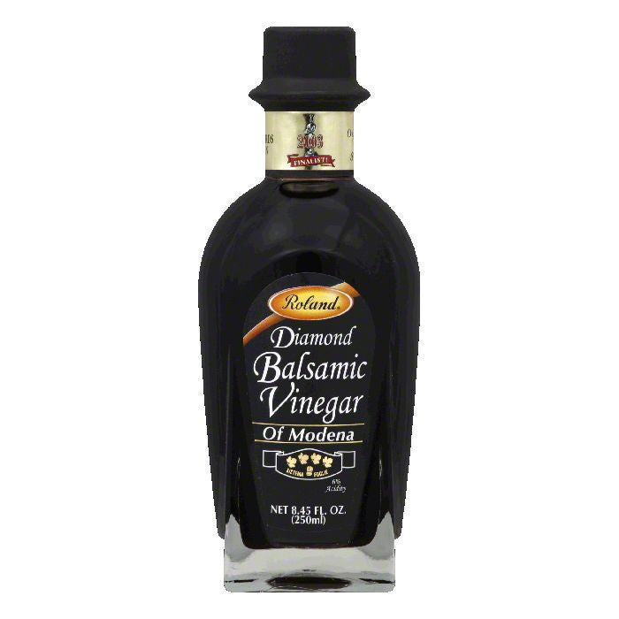 Roland Vinegar Balsamic Diamond, 8.5 OZ (Pack of 6)