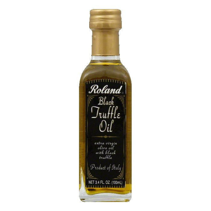 Roland Black Oil Truffle, 3.4 OZ (Pack of 12)