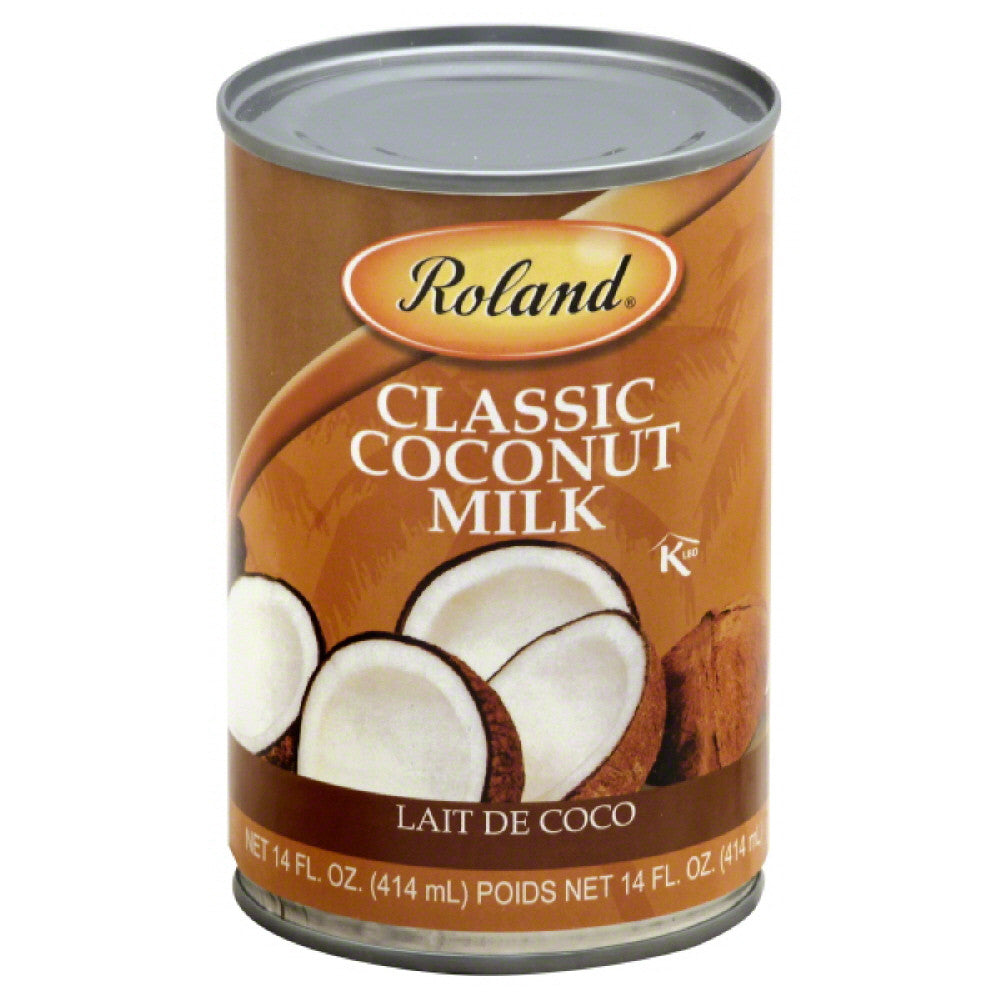 Roland Classic Coconut Milk, 14 Fo (Pack of 12)
