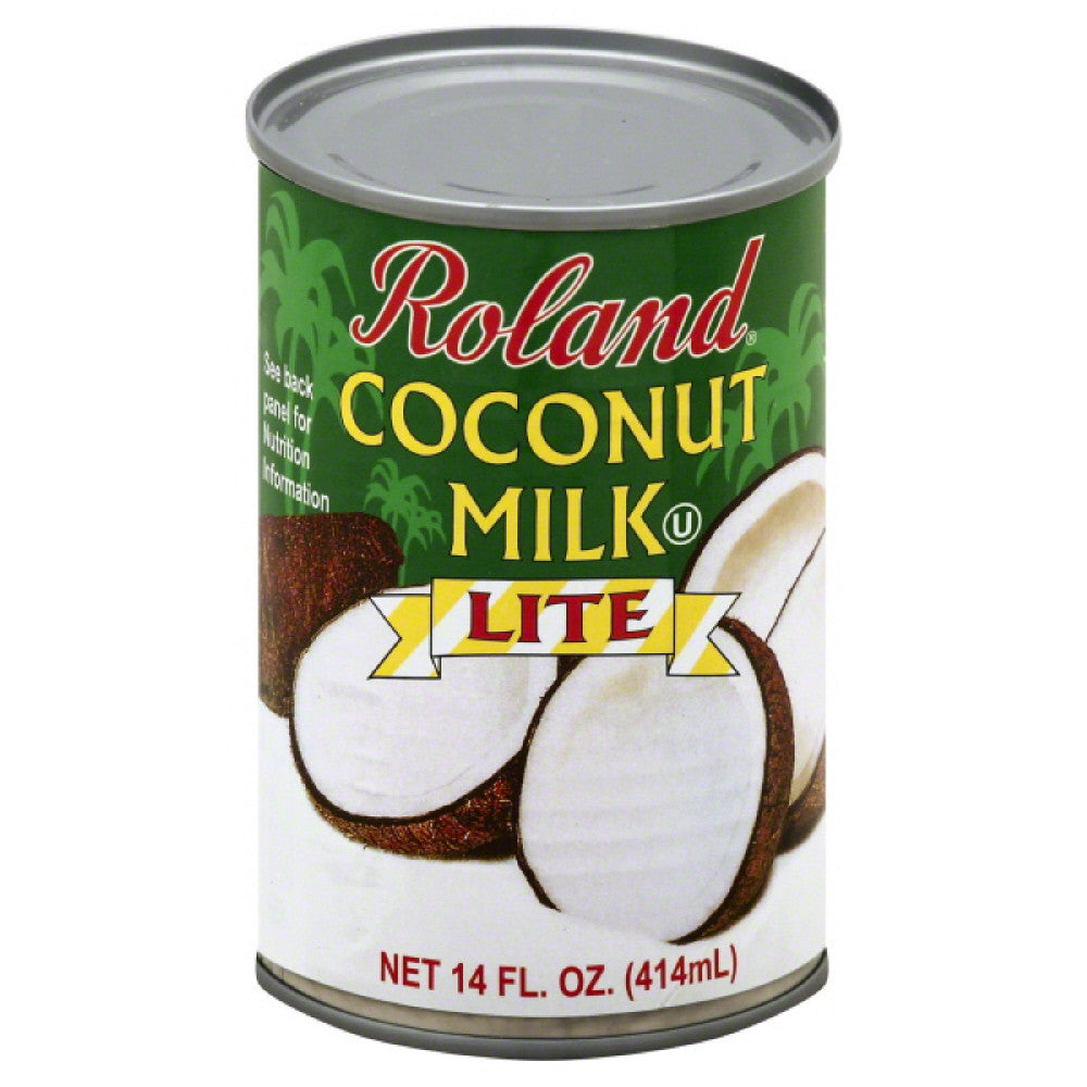 Roland Lite Coconut Milk, 14 Fo (Pack of 24)