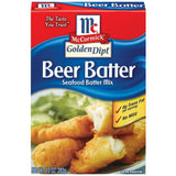 Golden Dipt Beer Seafood Batter Mix 10 Oz  (Pack of 12)