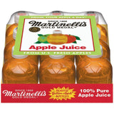 Martinelli's Gold Medal Apple 10 Oz 100% Juice 9 Ct Plastic s