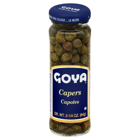 Goya Capers, 2 Oz (Pack of 24)