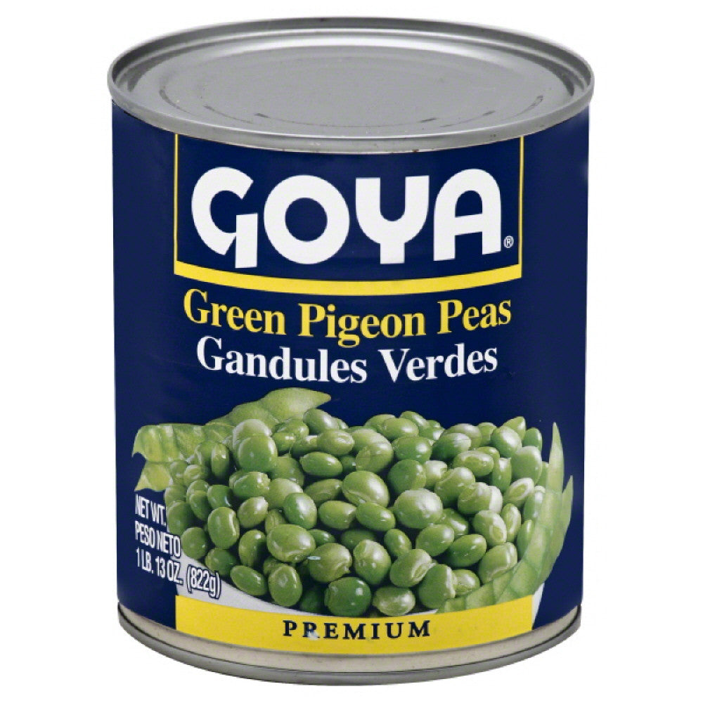Goya Green Pigeon Peas, 29 Oz (Pack of 12)