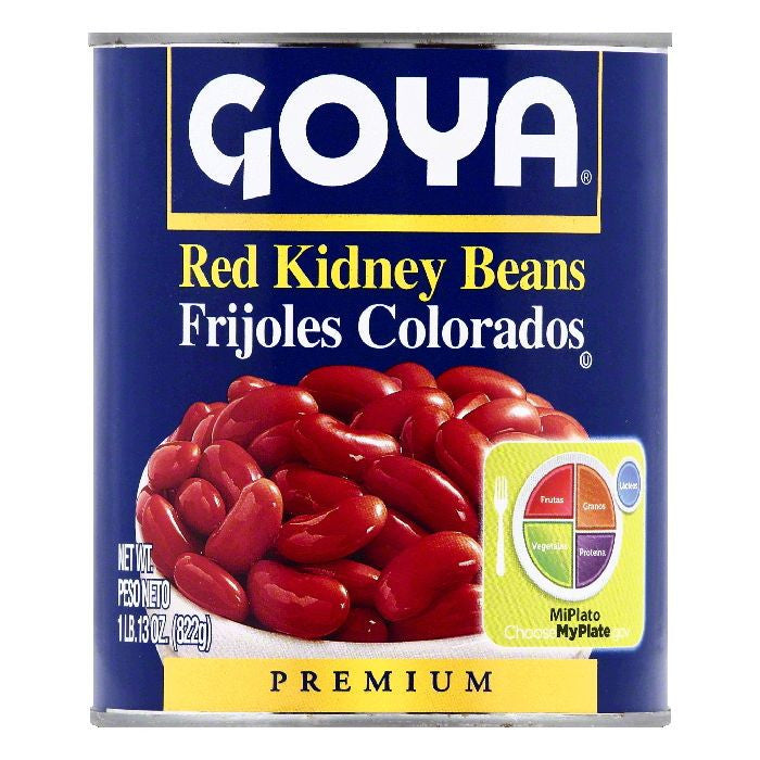 Goya Premium Red Kidney Beans, 29 OZ (Pack of 12)