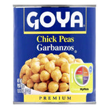 Goya Premium Garbanzos Chick Peas, 29 OZ (Pack of 12)