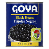 Goya Premium Black Beans, 29 OZ (Pack of 12)