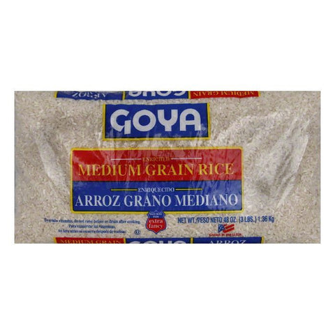 Goya Fancy Blue Rose Rice, 3 LB (Pack of 20)