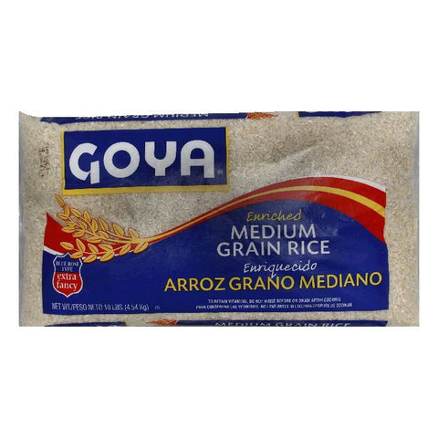 Goya Fancy Blue Rose Rice, 10 LB (Pack of 6)