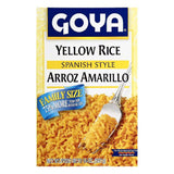 Goya Family Size Spanish Style Yellow Rice, 14 OZ (Pack of 18)