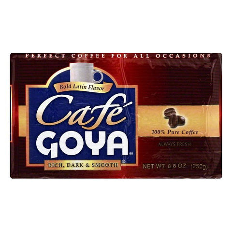 Goya Coffee, 8.8 OZ (Pack of 18)