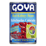 Goya Red Kidney Beans, 15.5 Oz (Pack of 24)