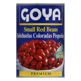 Goya Small Red Beans, 15.5 OZ (Pack of 24)