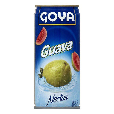 Goya Guava Nectar, 9.6 OZ (Pack of 24)