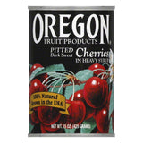 Oregon Fruit Pitted Dark Bing Cherries, 15 OZ (Pack of 8)