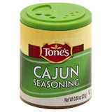 Tones Cajun Seasoning, 0.8 Oz (Pack of 6)