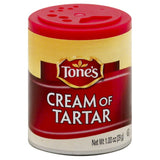Tones Cream of Tartar, 1.1 Oz (Pack of 6)