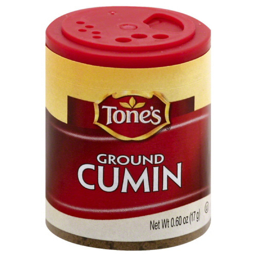 Tones Ground Cumin, 0.6 Oz (Pack of 6)
