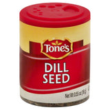 Tones Dill Seed, 0.55 Oz (Pack of 6)