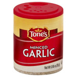 Tones Minced Garlic, 0.9 Oz (Pack of 6)