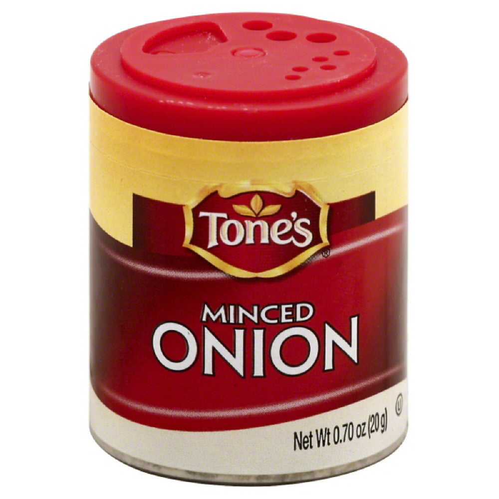 Tones Minced Onion, 0.7 Oz (Pack of 6)