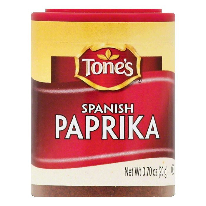 Tones Spanish Paprika, 0.7 OZ (Pack of 6)