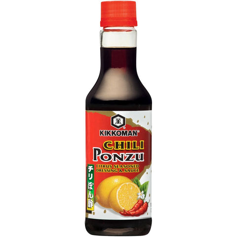 Kikkoman Ponzu Chili Sauce, 10 Oz (Pack of 6)