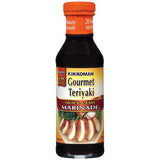 Kikkoman Gourmet Teriyaki Quick & Easy Marinade 14 Oz (Pack of 12)