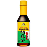 Kikkoman Sesame Oil, 5 Oz (Pack Of 12)