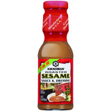Kikkoman Roasted Sesame Sauce, 11.4 Oz (Pack of 12)