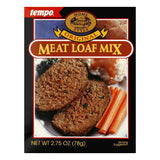 Tempo Meat Loaf Mix, 2.75 OZ (Pack of 12)